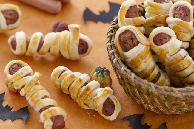 Ricetta pasta frolla e wurstel
