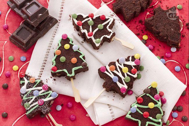 Super I Commenti della Ricetta Alberi di Natale brownies - La Ricetta di  DC38