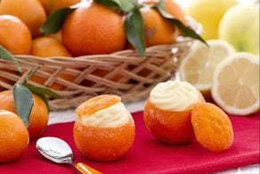 Ricetta Mandarini ripieni