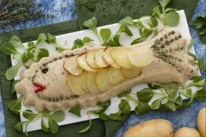 Ricetta Pesce finto