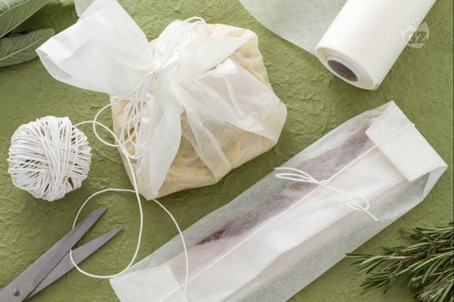 Come cuocere al cartoccio