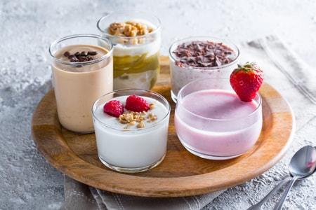 Yogurt fatto in casa ricetta