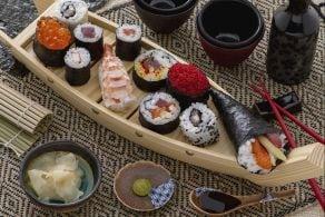 Ricetta Sushi