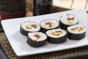Ricetta Futomaki