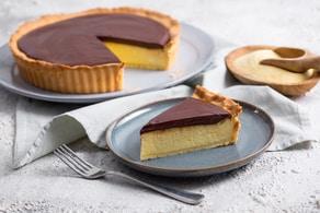 Ricetta Torta di semolino al cioccolato
