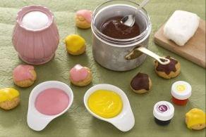 Zucchero fondente (Fondant)