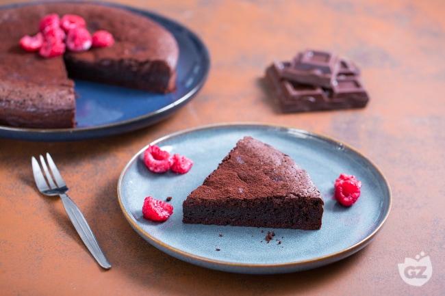 Ricetta torta ricotta cioccolato senza farina