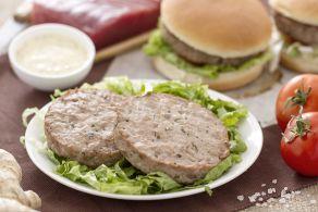 Burger di tonno all'arancia e zenzero