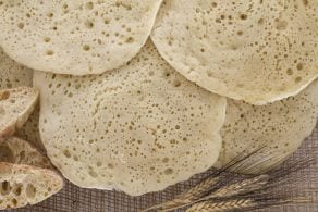 Ricetta Lahuh (pane Yemenita)