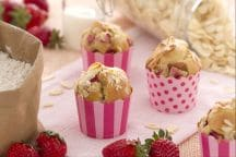 Muffin al farro con frag