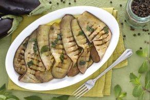 Carpaccio di melanzane