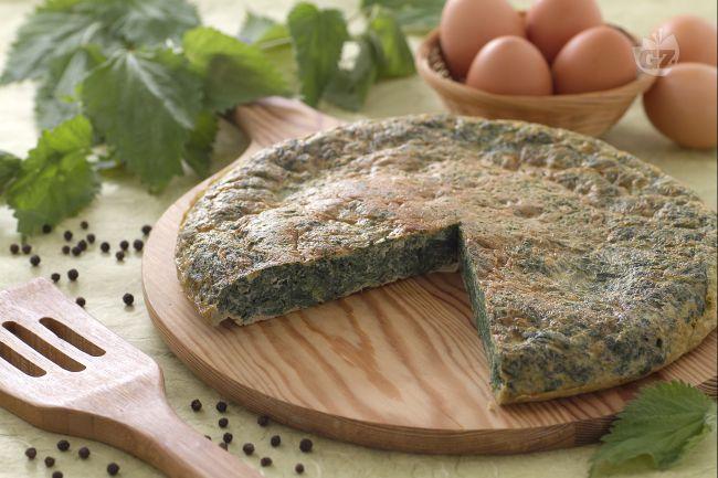 ricetta frittata di ortiche - la ricetta di giallozafferano - Ortiche In Cucina