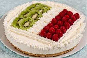 Ricetta Cheesecake Italia