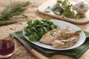 Ricetta Petto di pollo all'aceto balsamico