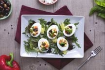 Uova alla greca