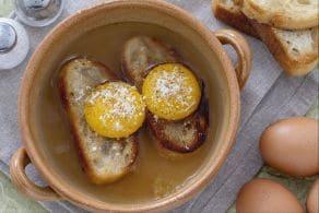 Zuppa alla Pavese