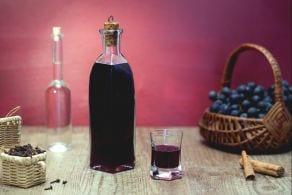 Ricetta Liquore di uva fragola