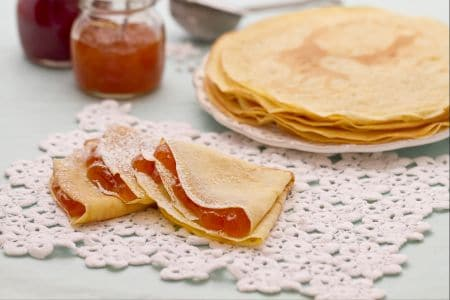Crepes dolci e salate (ricetta base)