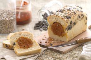 Ricetta Pane e salame