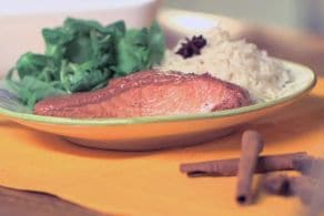Ricetta Salmone Tandoori