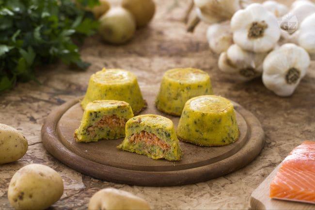 Ricetta tortino di patate la ricetta di giallozafferano for Ricette con patate