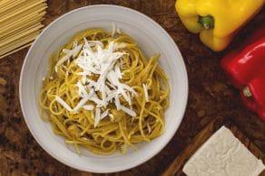 Ricetta Carbonara vegetariana