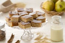 Blondies alle pere