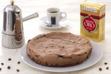 Torta tenerina al caffè