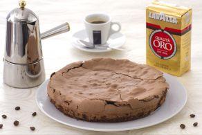 Ricetta Torta tenerina al caffè
