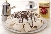 Ricetta Pavlova al caffè