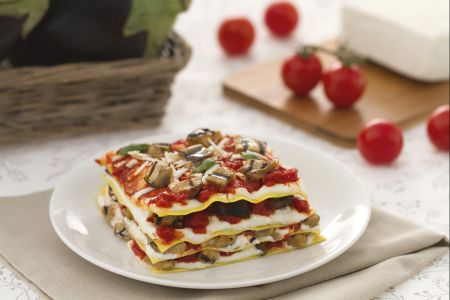Lasagne alla Norma