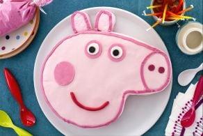 Ricetta Torta Peppa Pig