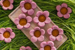 Fiorellini salati ripieni