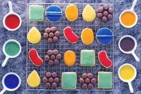 Biscotti candy crush
