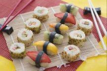 Ricetta Sushi dolce