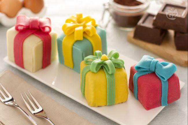 Ricetta pacchetti regalo la ricetta di giallozafferano for Immagini di pacchetti regalo
