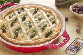 Crostata rustica all'italiana