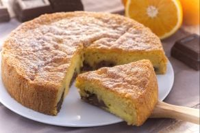 Ricetta Torta Nua