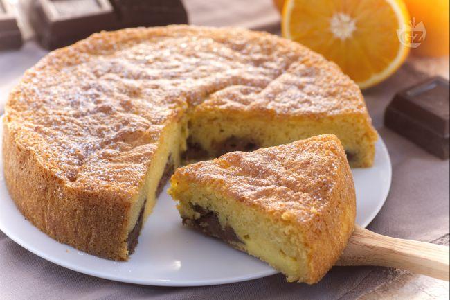 Ricetta torta nua la ricetta di giallozafferano - Cucina giallo zafferano ...
