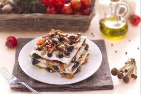 Ricetta Lasagne con ragù di coniglio e funghi