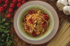 Ricetta Spaghetti all'acqua pazza