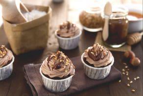 Ricetta Cupcake alla Nutella