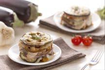 Tortini di melanzane