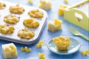 Bocconcini di mac and cheese