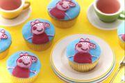 Cupcake di Peppa Pig