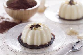 Ricetta Budino al cioccolato bianco