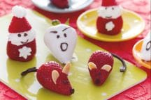 Ricetta Fragole mille forme