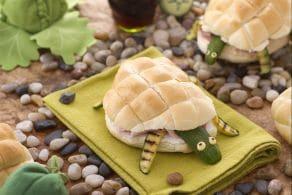 Ricetta Panini tartaruga