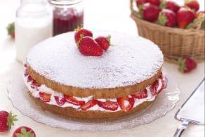 Ricetta Torta di fragole