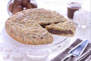 Ricetta Torta sbriciolata alla Nutella